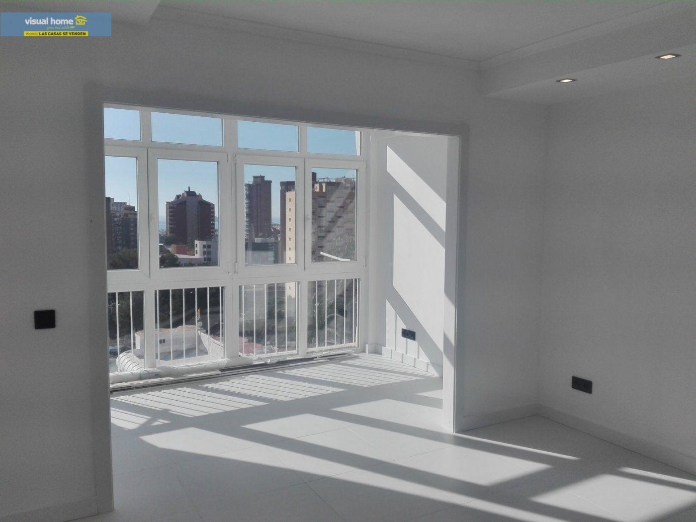 Apartamento en Benidorm zona Juzgados de 57 m²
