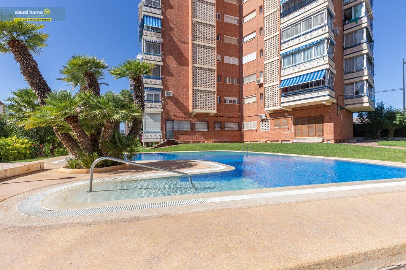 Apartamento en Benidorm zona Poniente de 43 m²