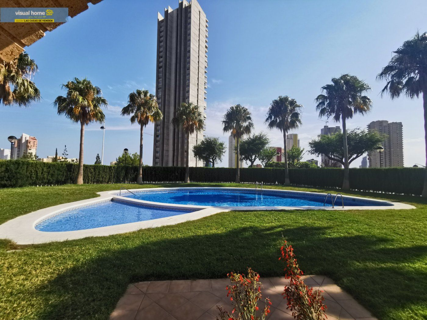 Apartamento en Benidorm zona Via Parque de 91 m²