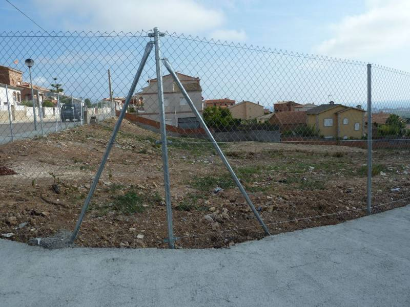 Building site for sale