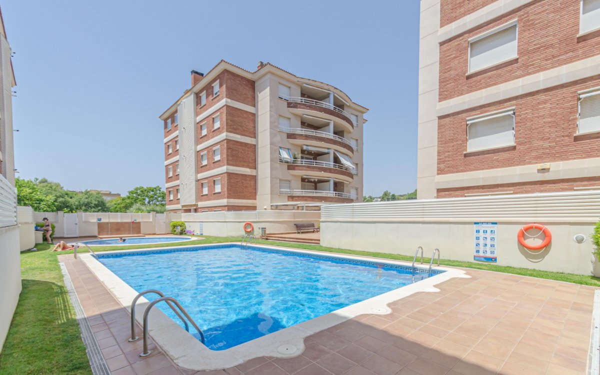 Ground Floor Apartment for sale in L Estany, Calafell