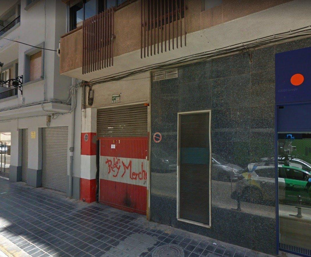 garaje en valencia · aiora---ayora 65€