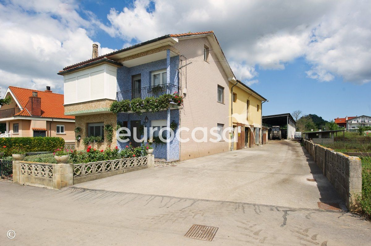 casa en camargo · escobedo 250000€