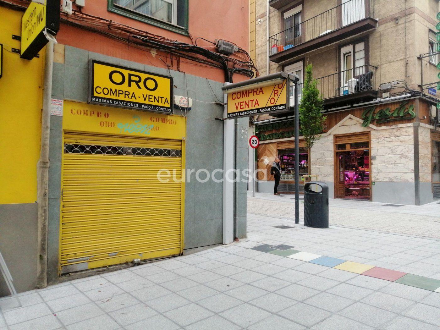 local-comercial en santander · centro 550€