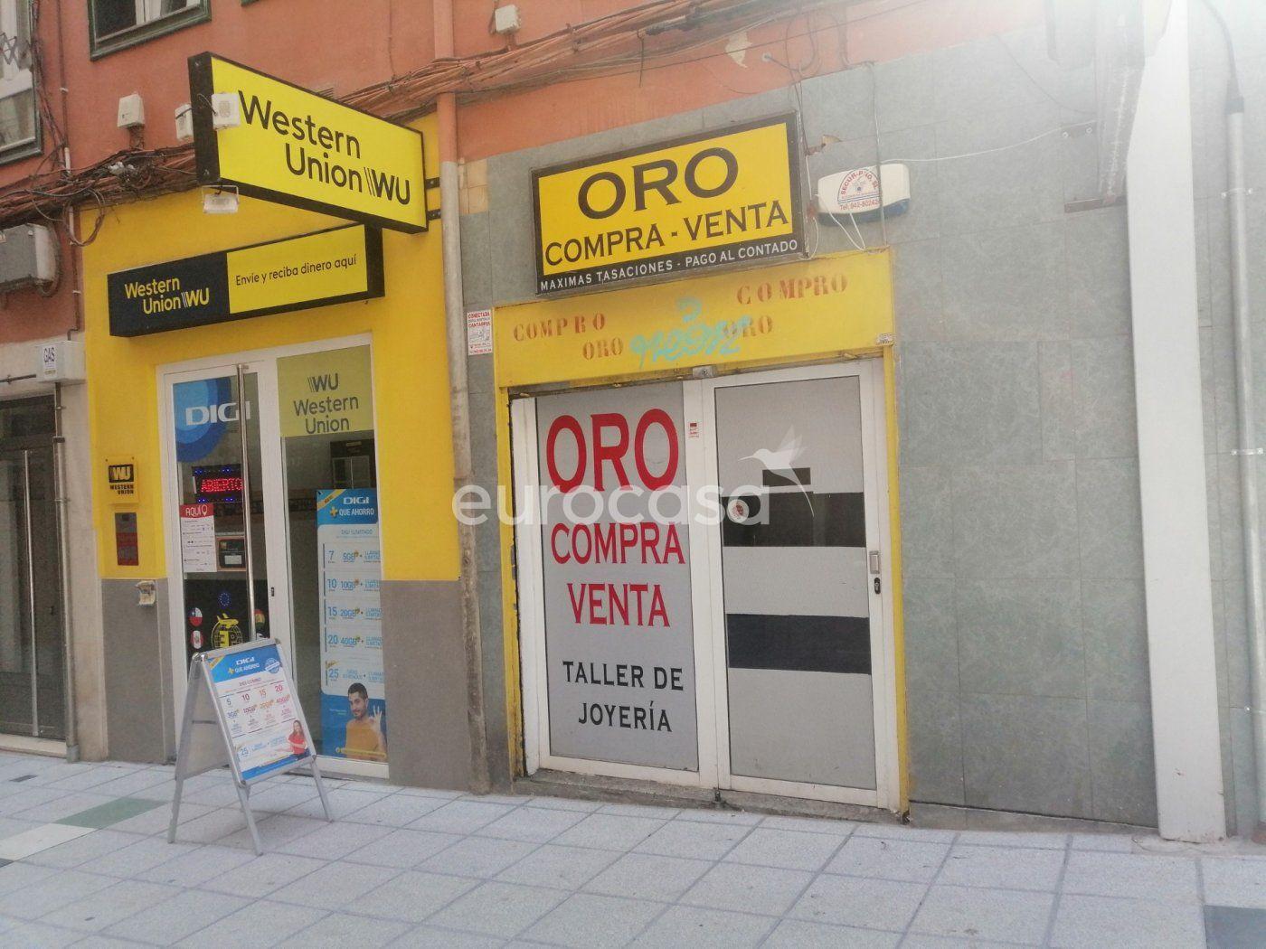 Local Comercial · Santander · Centro 550€ MES€