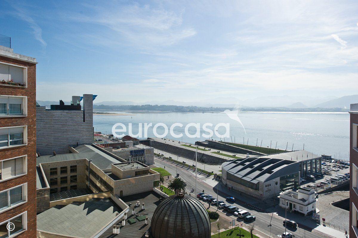 piso en santander · centro-puertochico 570000€