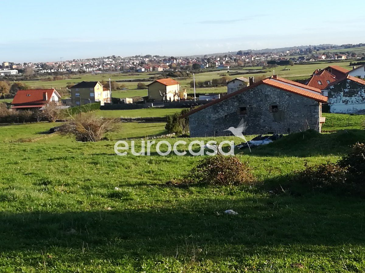 terreno-urbano en santa-cruz-de-bezana · prezanes 195000€