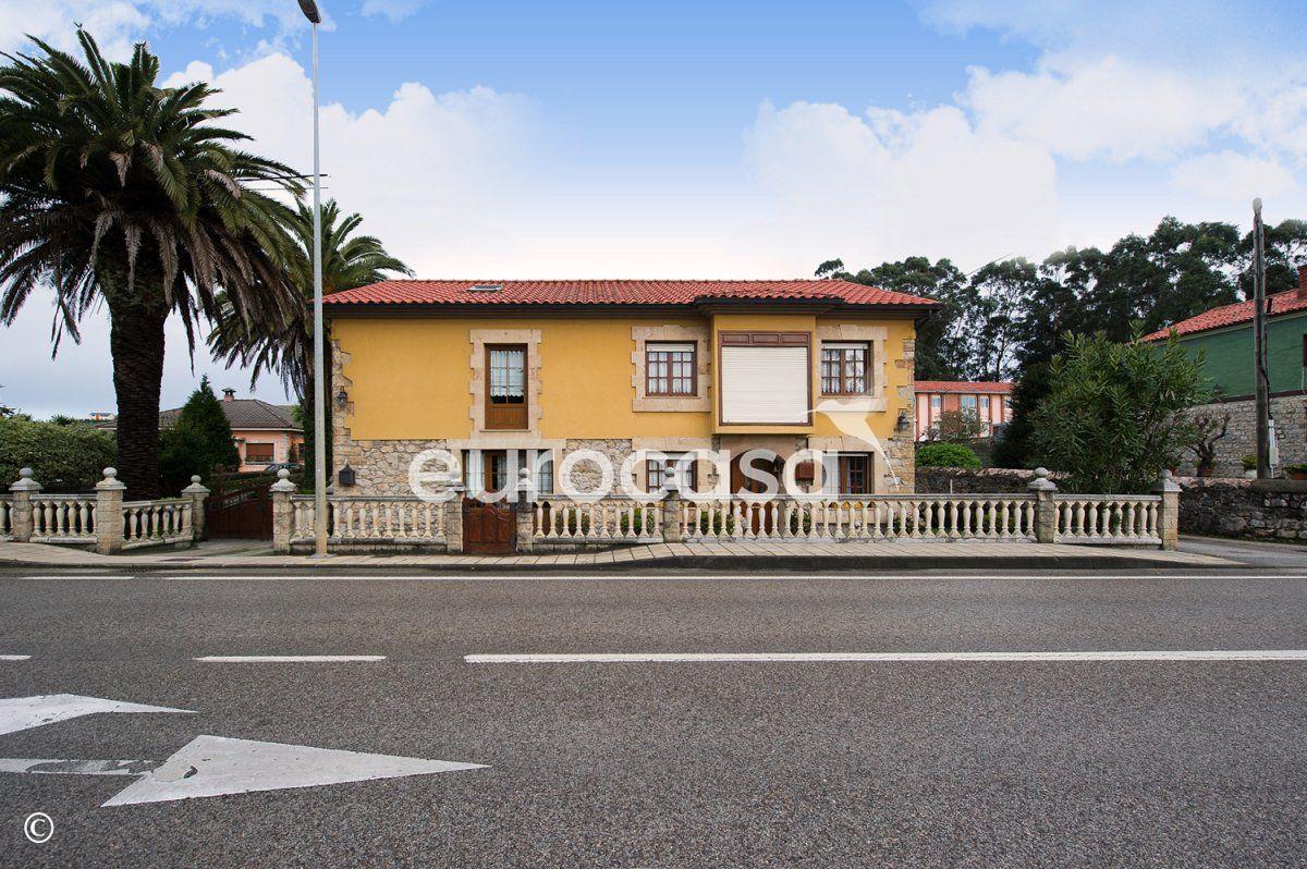 casa-con-terreno en miengo · miengo 700€