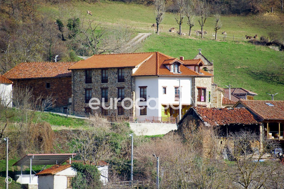 edificio en vega-de-liebana · enterrias 390000€