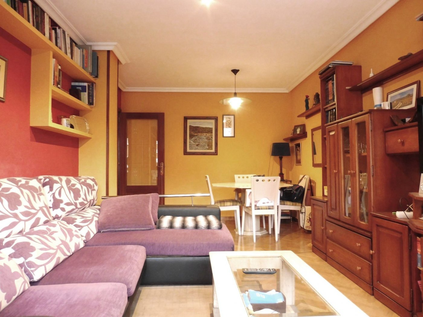 Piso de cuatro habitaciones con garaje y trastero al principio de la florida - imagenInmueble0