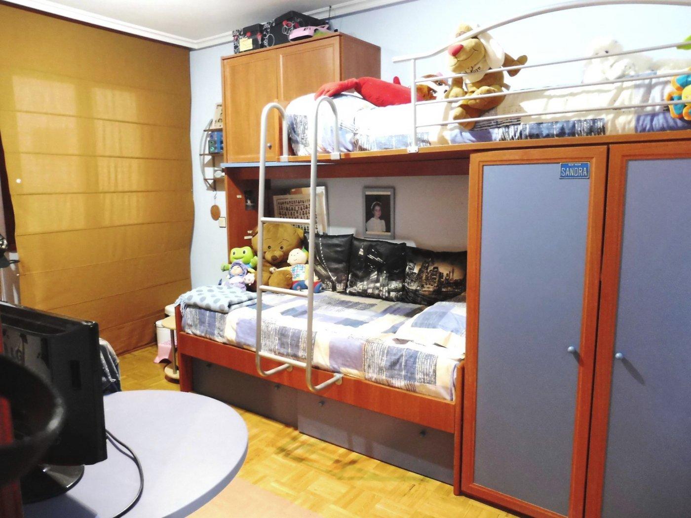 Piso de cuatro habitaciones con garaje y trastero al principio de la florida - imagenInmueble10