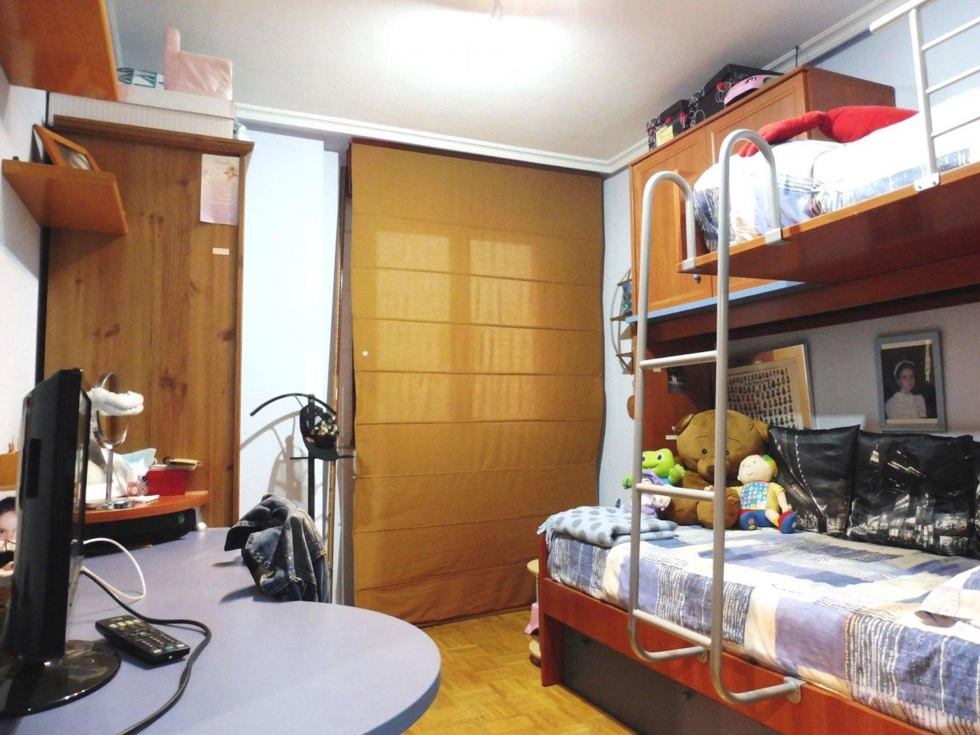 Piso de cuatro habitaciones con garaje y trastero al principio de la florida - imagenInmueble11