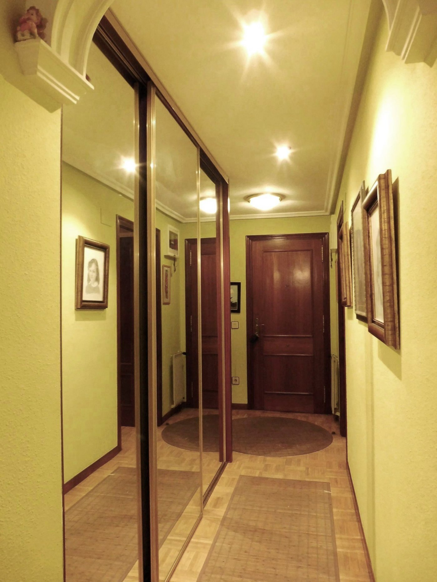 Piso de cuatro habitaciones con garaje y trastero al principio de la florida - imagenInmueble15