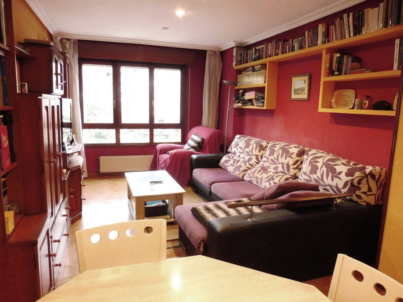 Piso de cuatro habitaciones con garaje y trastero al principio de la florida - imagenInmueble3