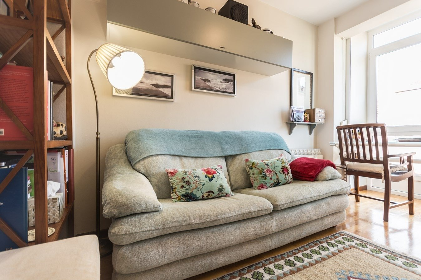 Precioso piso en cimadevilla, vistas laterales al mar - imagenInmueble22