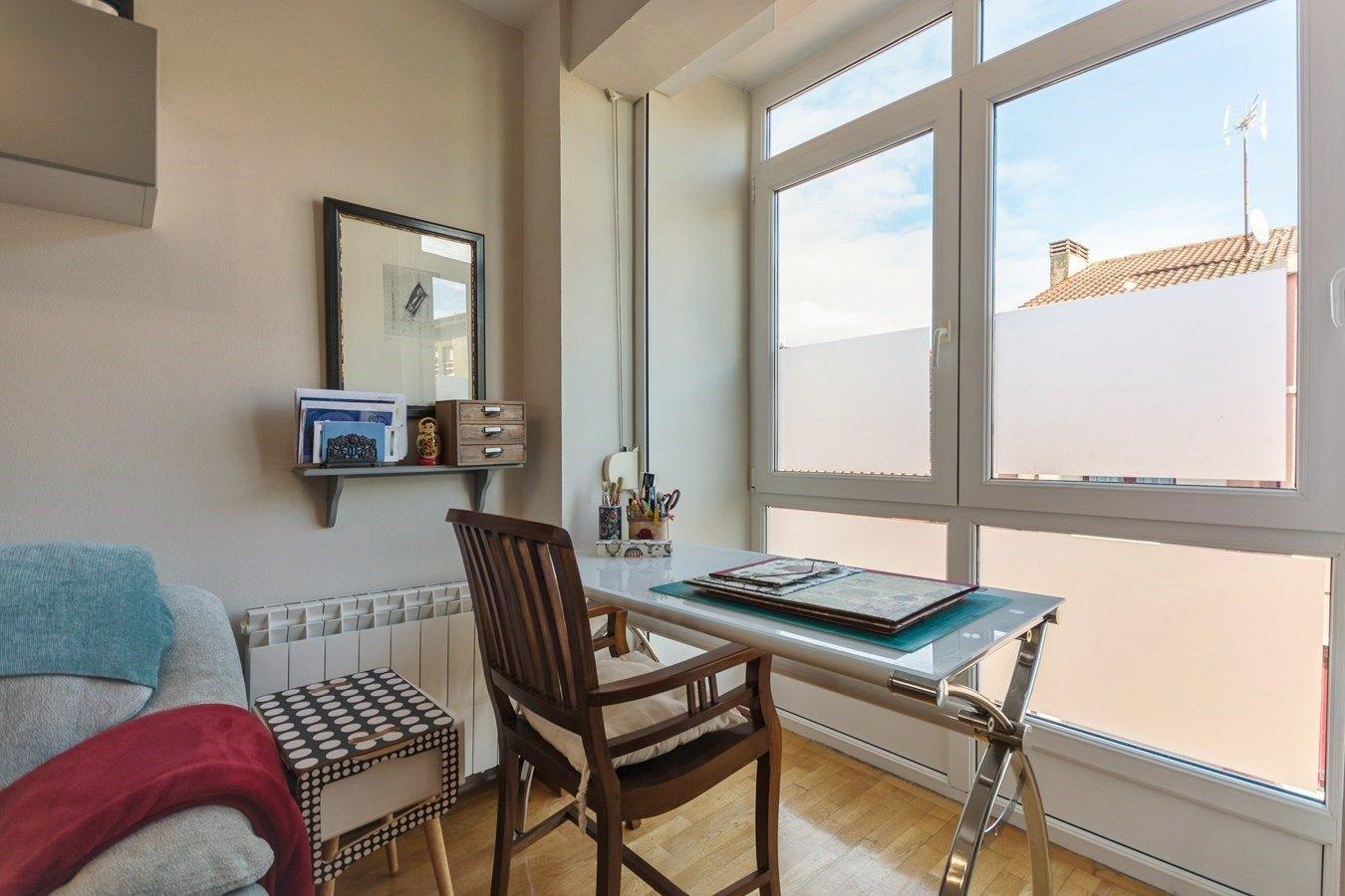 Precioso piso en cimadevilla, vistas laterales al mar - imagenInmueble25