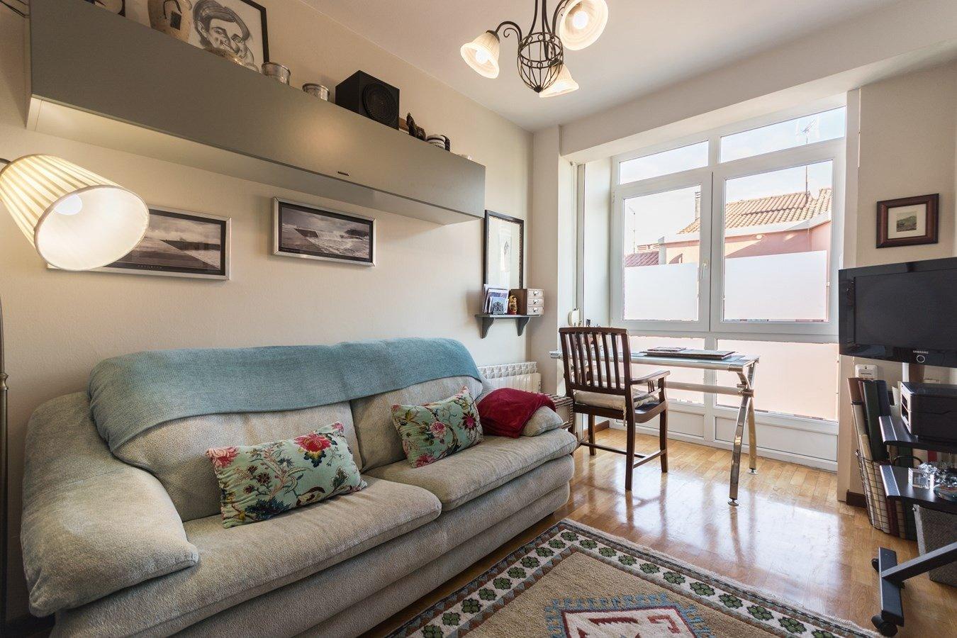 Precioso piso en cimadevilla, vistas laterales al mar - imagenInmueble28