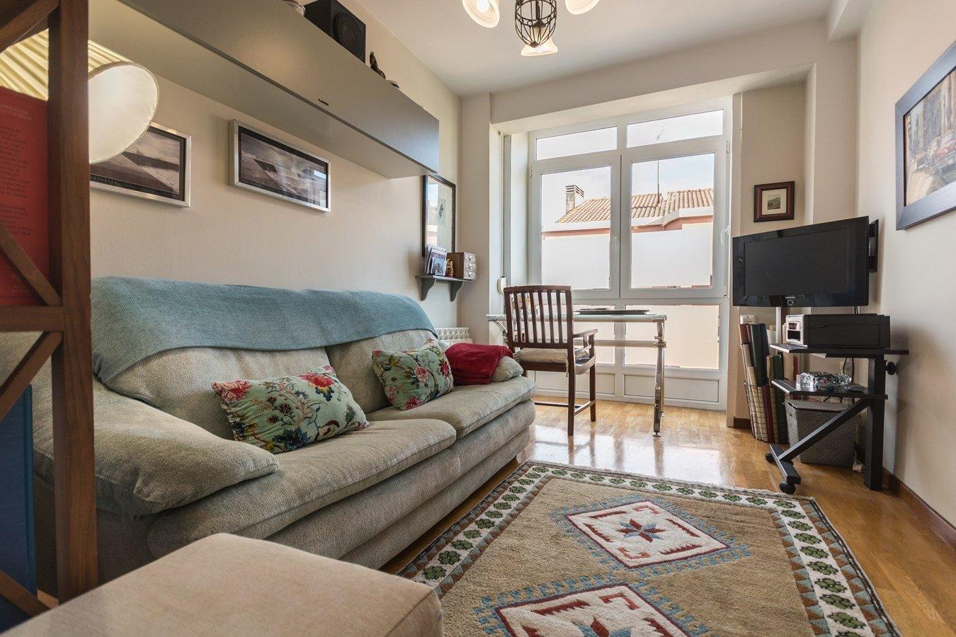 Precioso piso en cimadevilla, vistas laterales al mar - imagenInmueble33