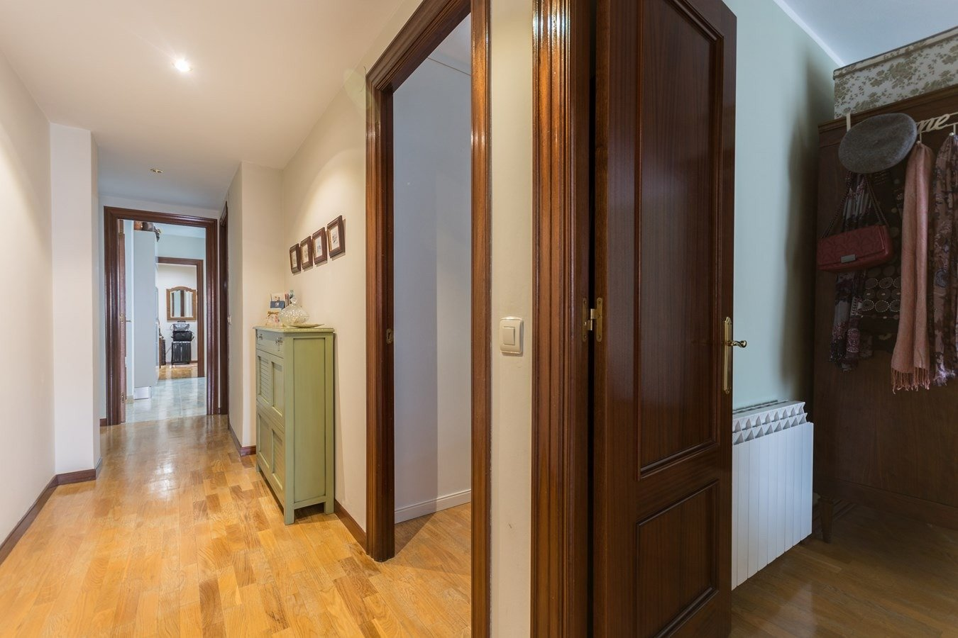 Precioso piso en cimadevilla, vistas laterales al mar - imagenInmueble35