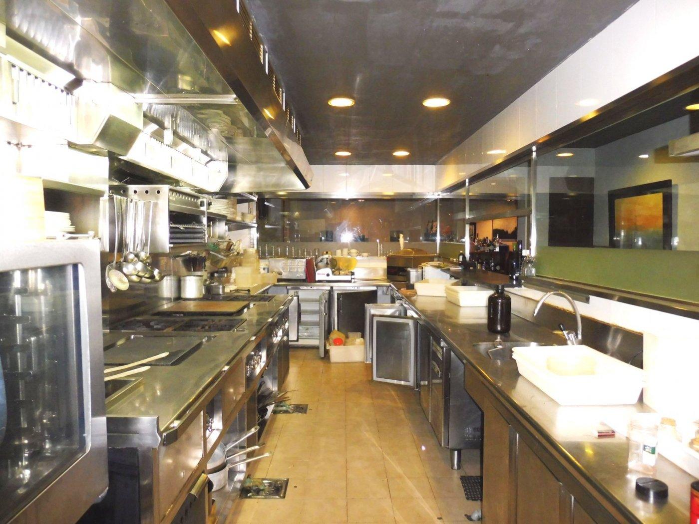 Local restaurante totalmente instalado en posada. - imagenInmueble4