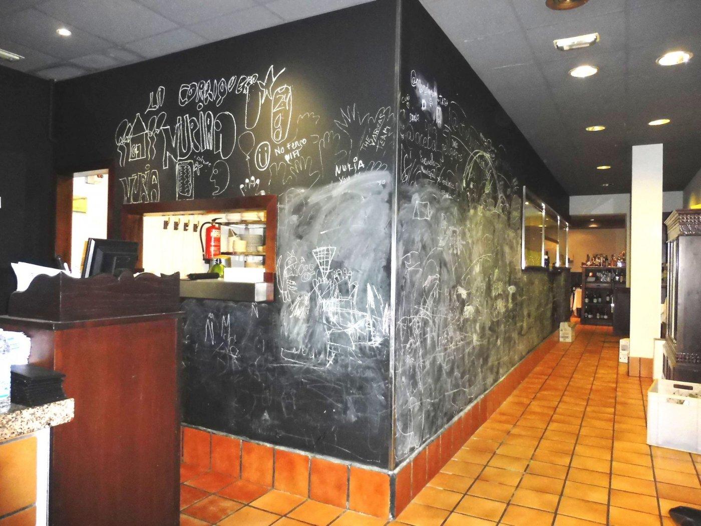 Local restaurante totalmente instalado en posada. - imagenInmueble6