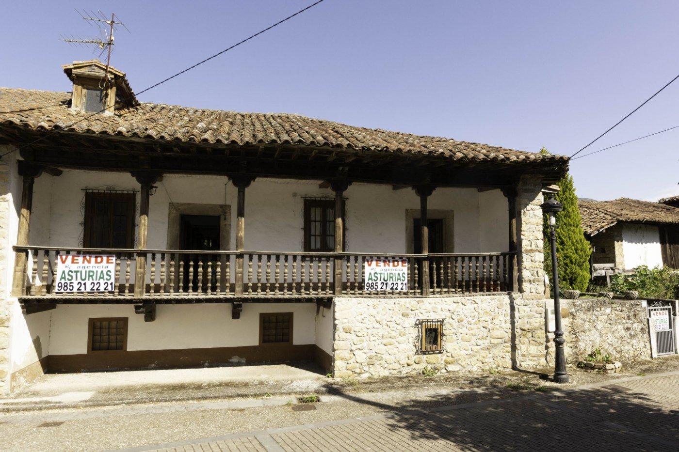 Casa de piedra con parcela en villamayor ( piloña) - imagenInmueble0
