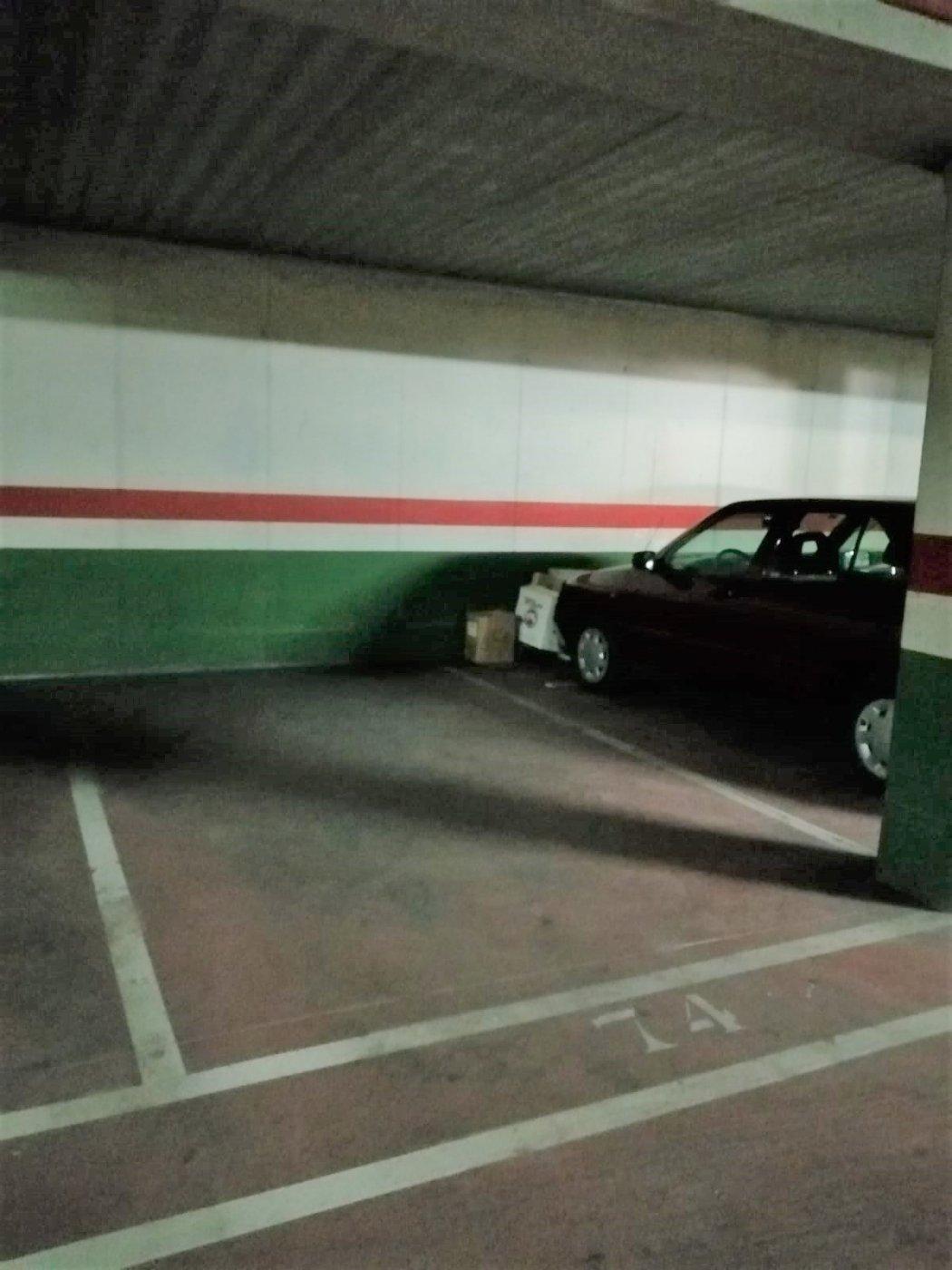 Alquiler plaza de garaje - imagenInmueble0