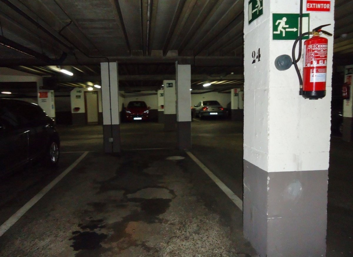 Plazas de garaje en edificio seminuevo en el llano - imagenInmueble13