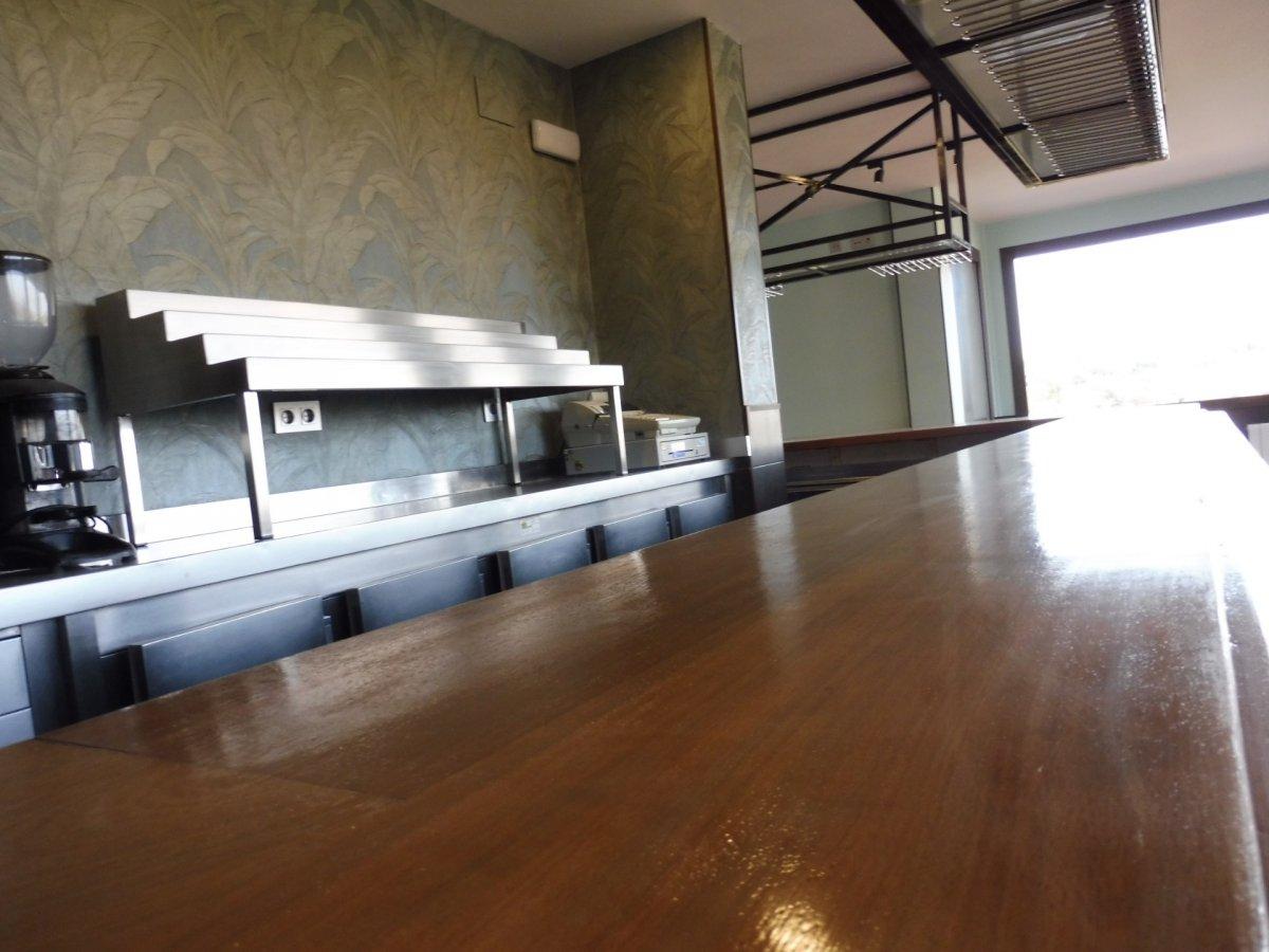 Restaurante reformado con impresionantes vistas zona castiello - imagenInmueble35