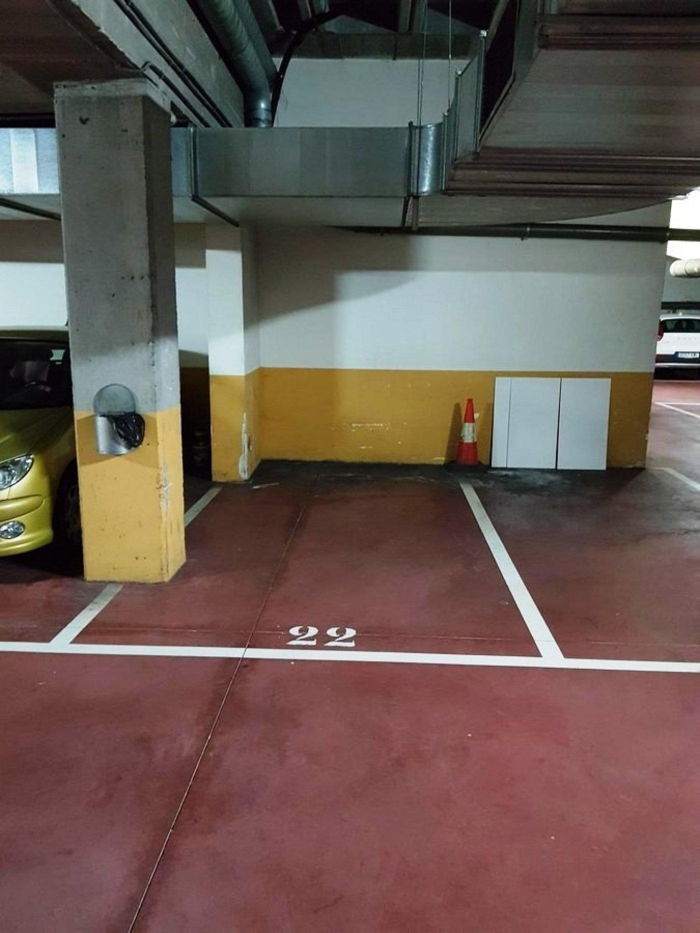 Plaza de garaje cercano a plaza san miguel - imagenInmueble1