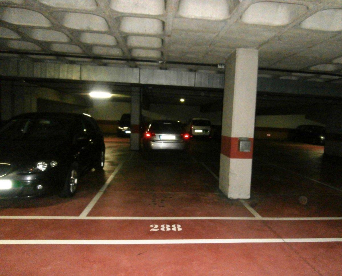Venta de plaza de garaje zona estación de alsas - imagenInmueble0