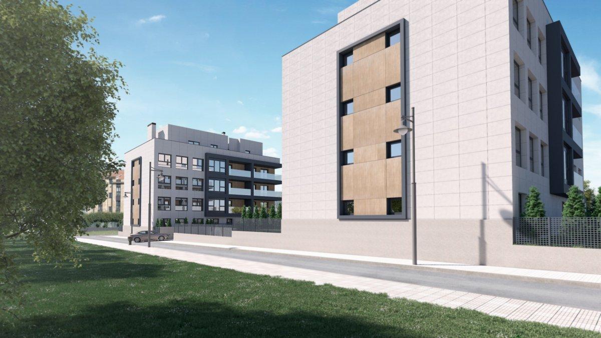 Viesques, en construcción, viviendas con terraza - imagenInmueble1