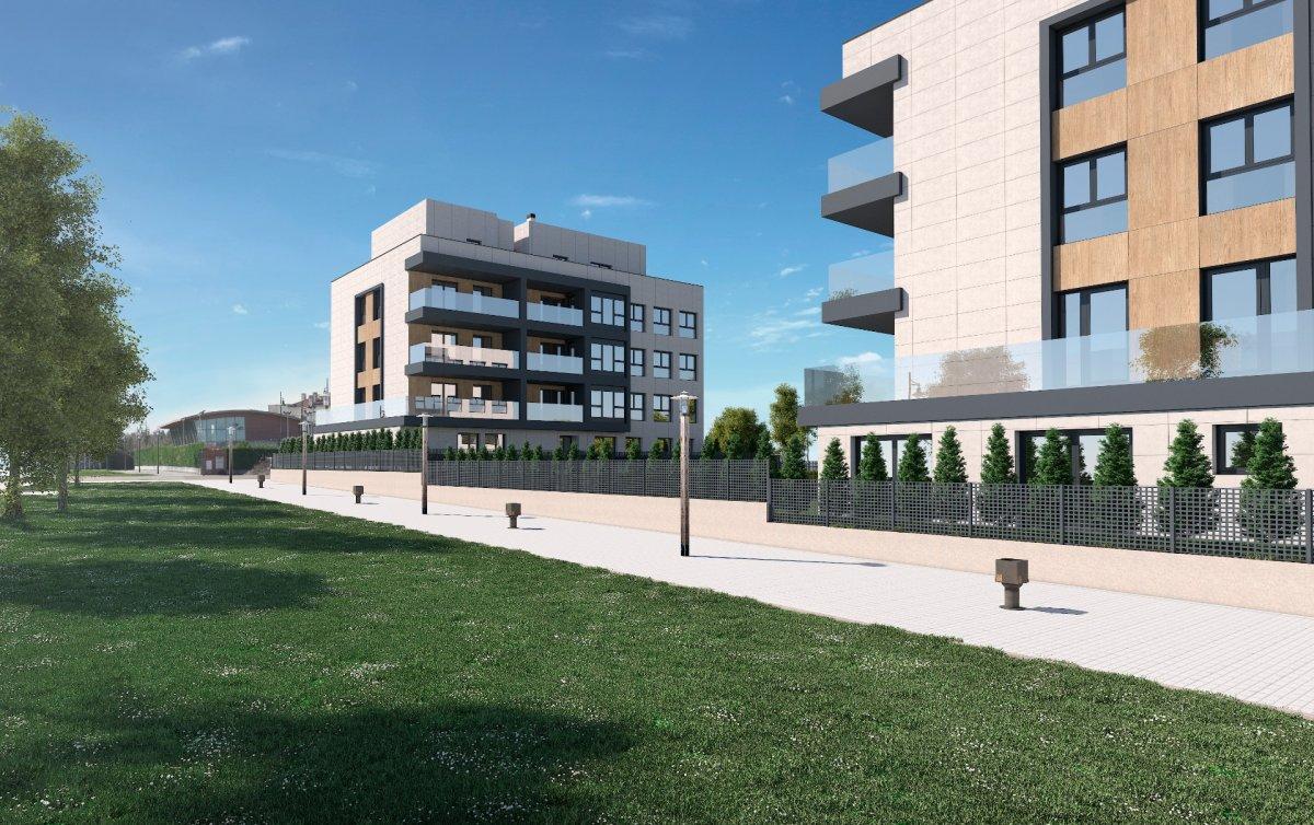 Viesques, en construcción, viviendas con terraza - imagenInmueble4