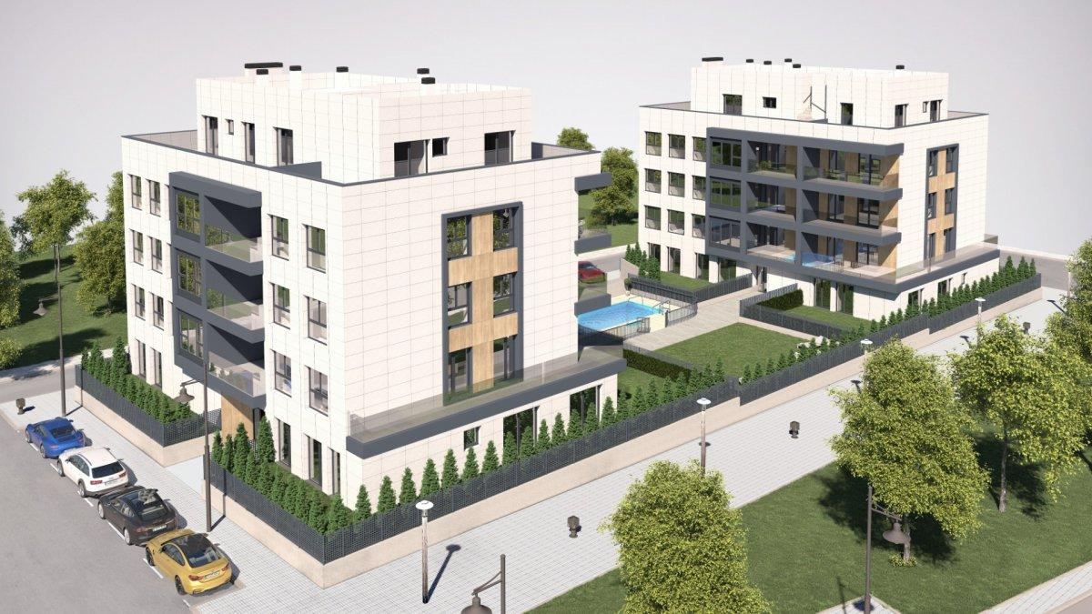 Viesques, en construcción, viviendas con terraza - imagenInmueble5
