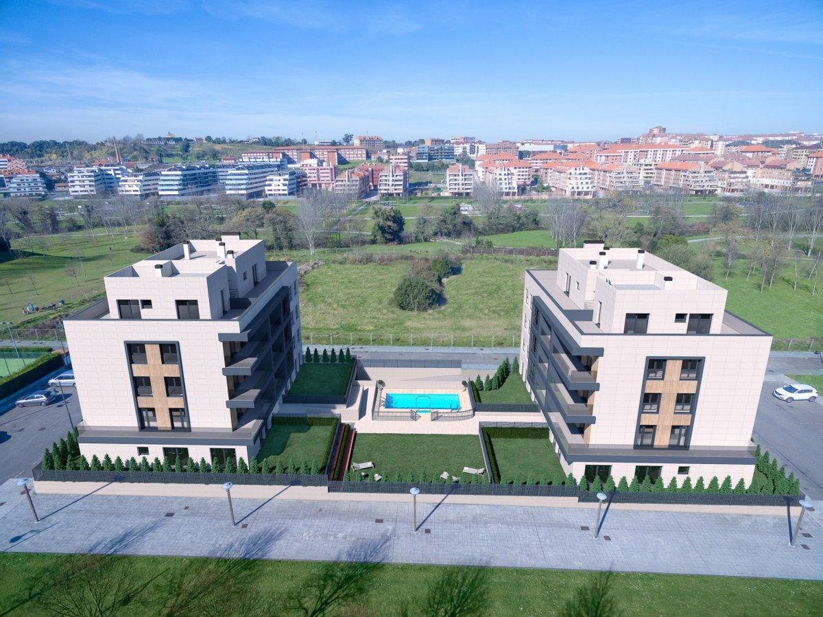 Viesques, en construcción, viviendas con terraza - imagenInmueble7