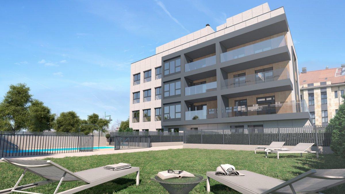 Viesques, en construcción. terrazas de 10 metros. - imagenInmueble3