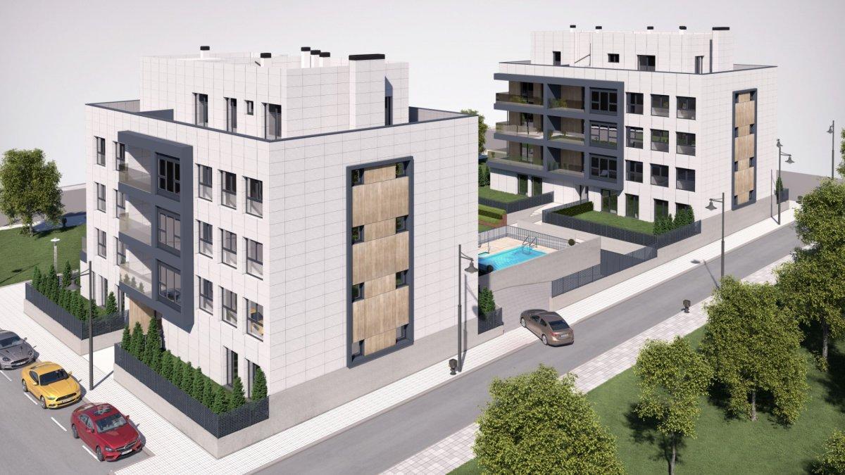 Viesques, en construcción. terrazas de 10 metros. - imagenInmueble6