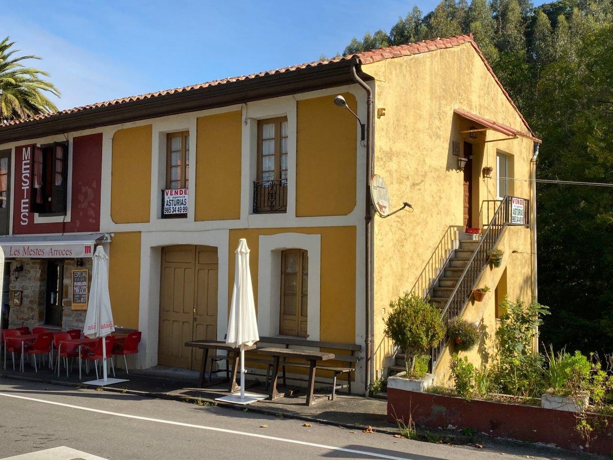 Coqueta casa con parcela en el precioso pueblo marinero de tazones - imagenInmueble0