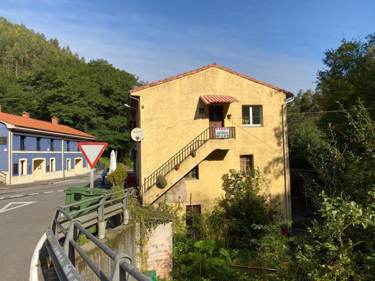 Coqueta casa con parcela en el precioso pueblo marinero de tazones - imagenInmueble1