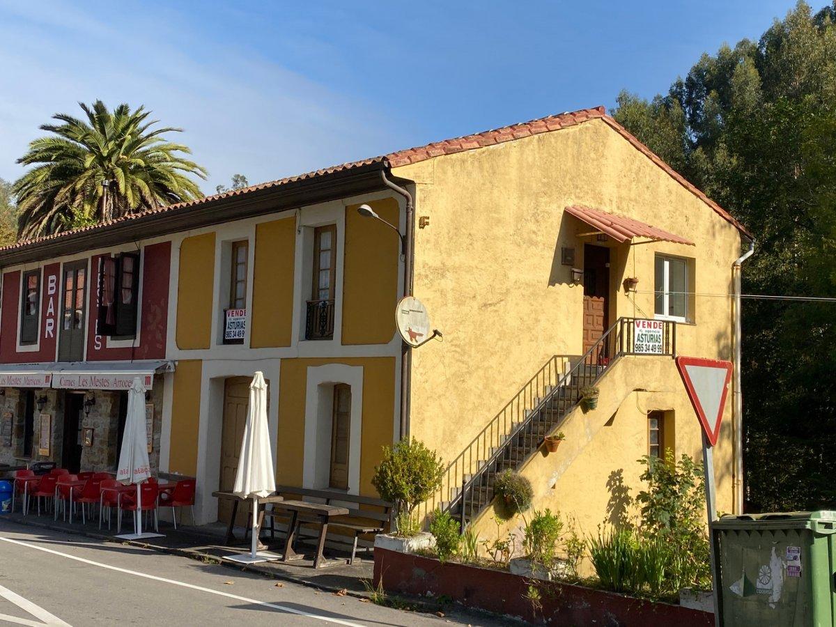Coqueta casa con parcela en el precioso pueblo marinero de tazones - imagenInmueble2