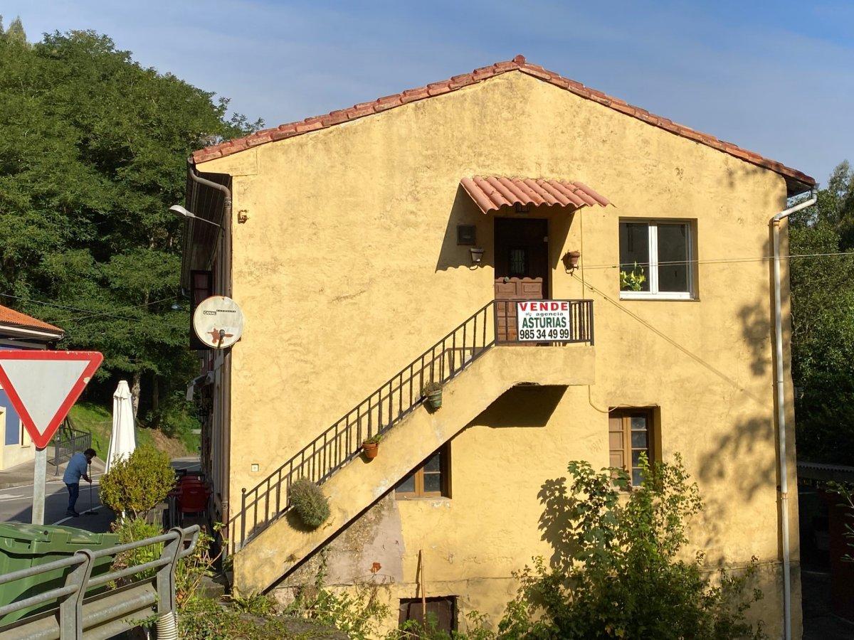 Coqueta casa con parcela en el precioso pueblo marinero de tazones - imagenInmueble3