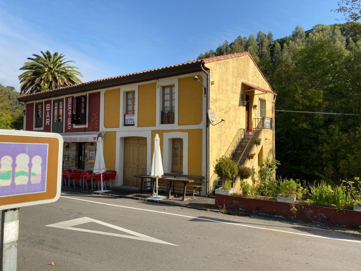 Coqueta casa con parcela en el precioso pueblo marinero de tazones - imagenInmueble4