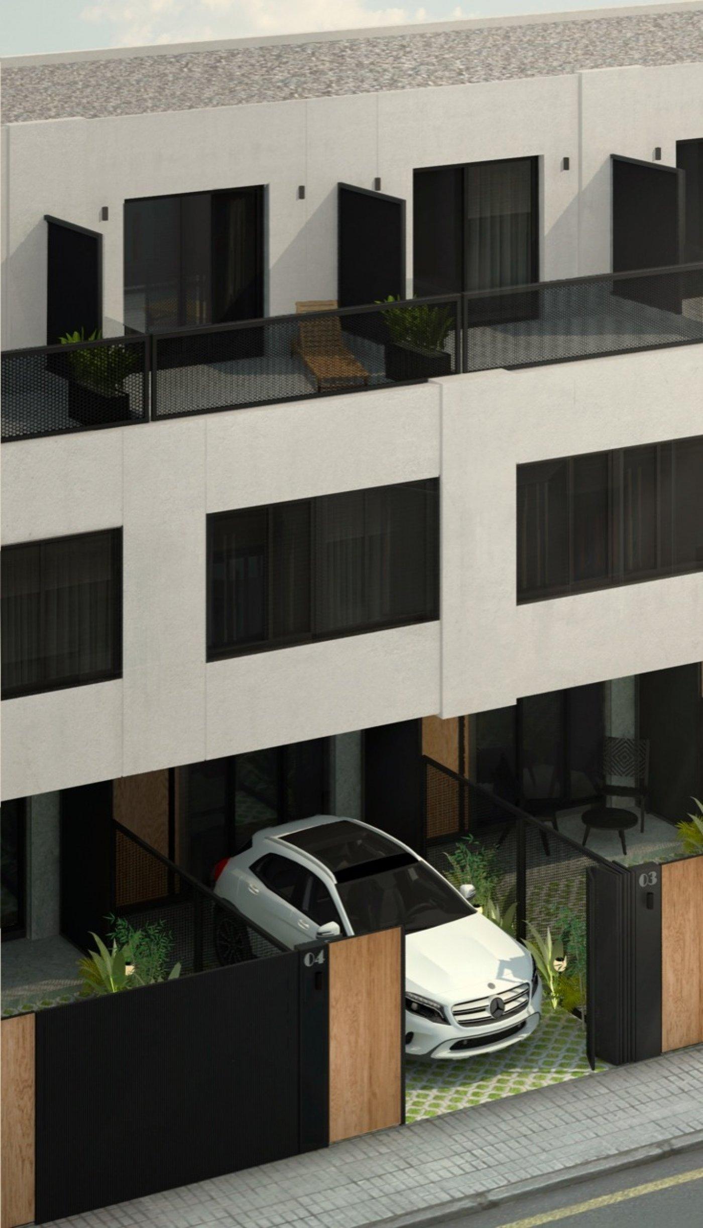 Dos últimos chalets adosados con terrazas tipo ático - imagenInmueble2