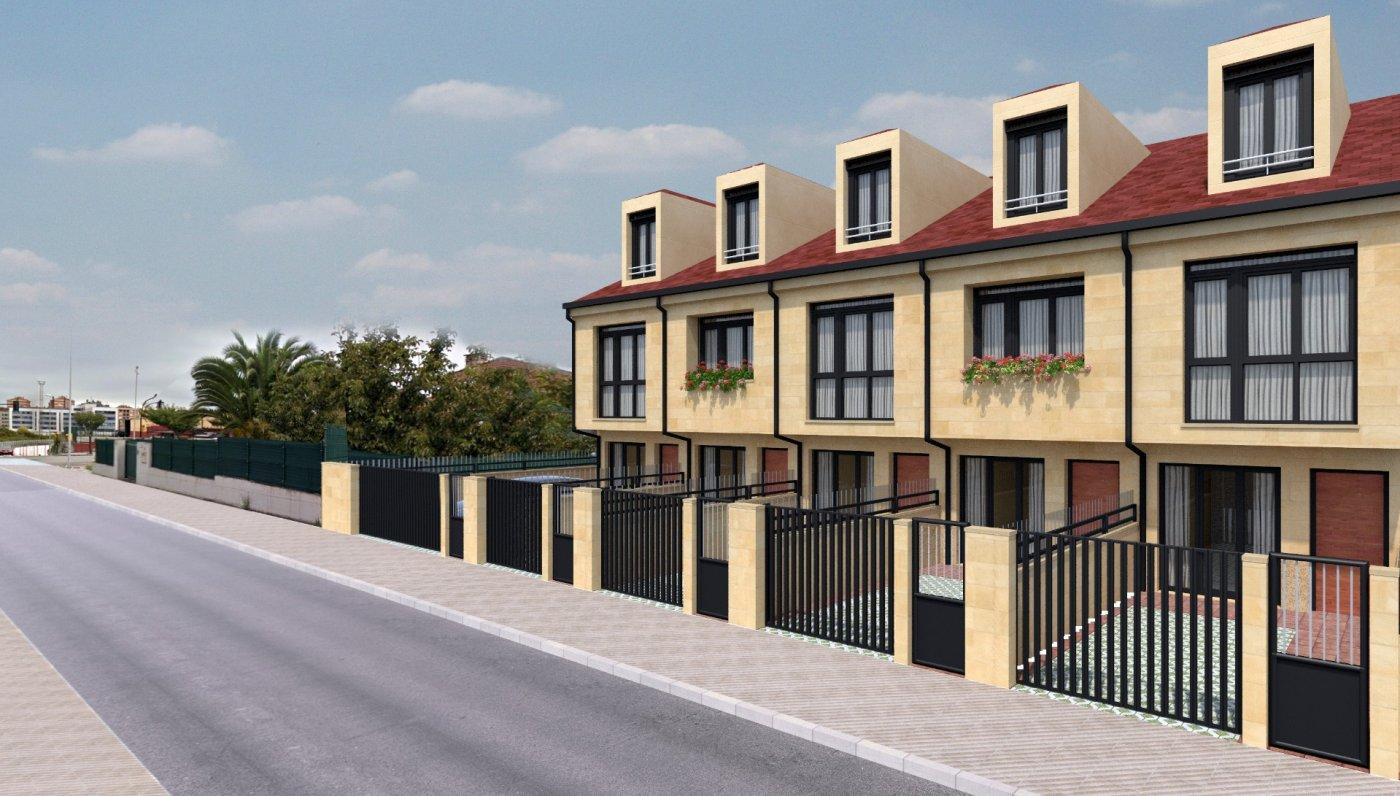 Dos últimos chalets adosados con terrazas tipo ático - imagenInmueble3