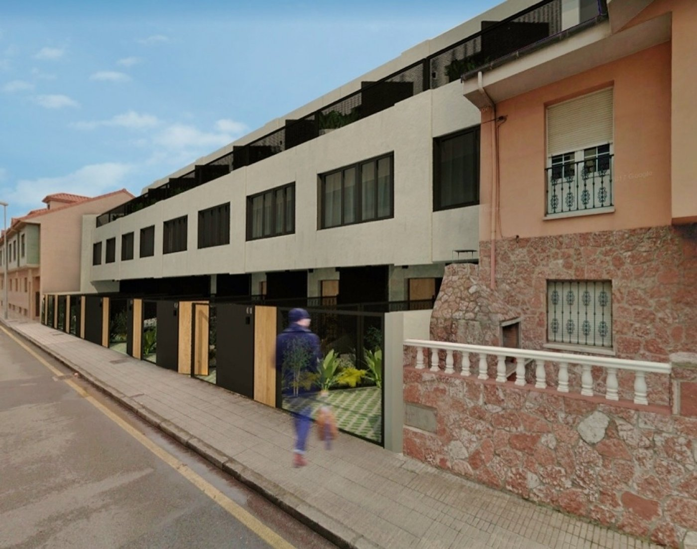 Dos últimos chalets adosados con terrazas tipo ático - imagenInmueble4