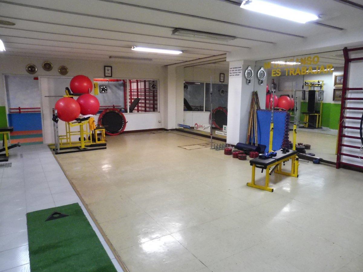 ¡¡instalado como gimnasio!! - imagenInmueble0
