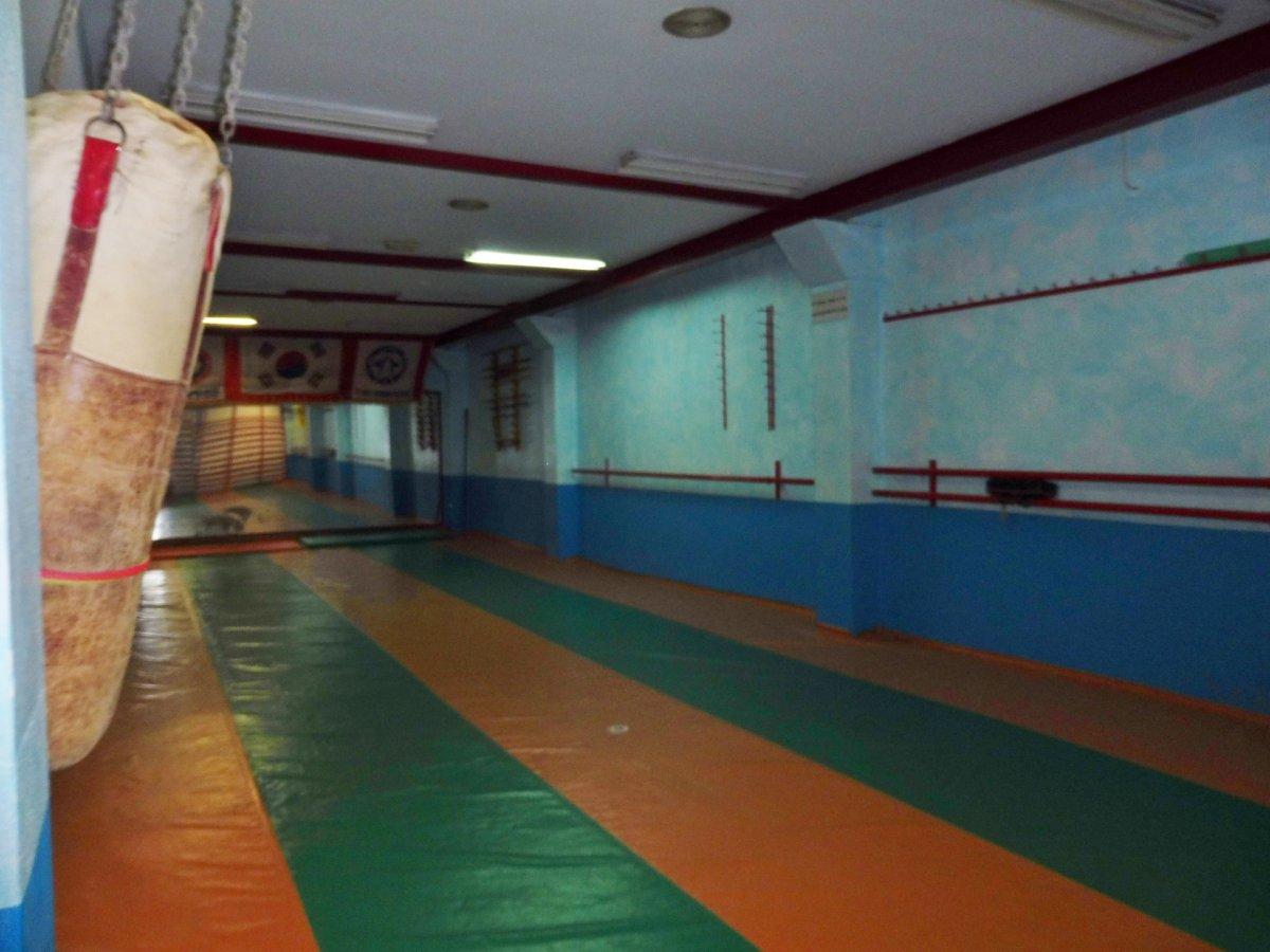 ¡¡instalado como gimnasio!! - imagenInmueble1