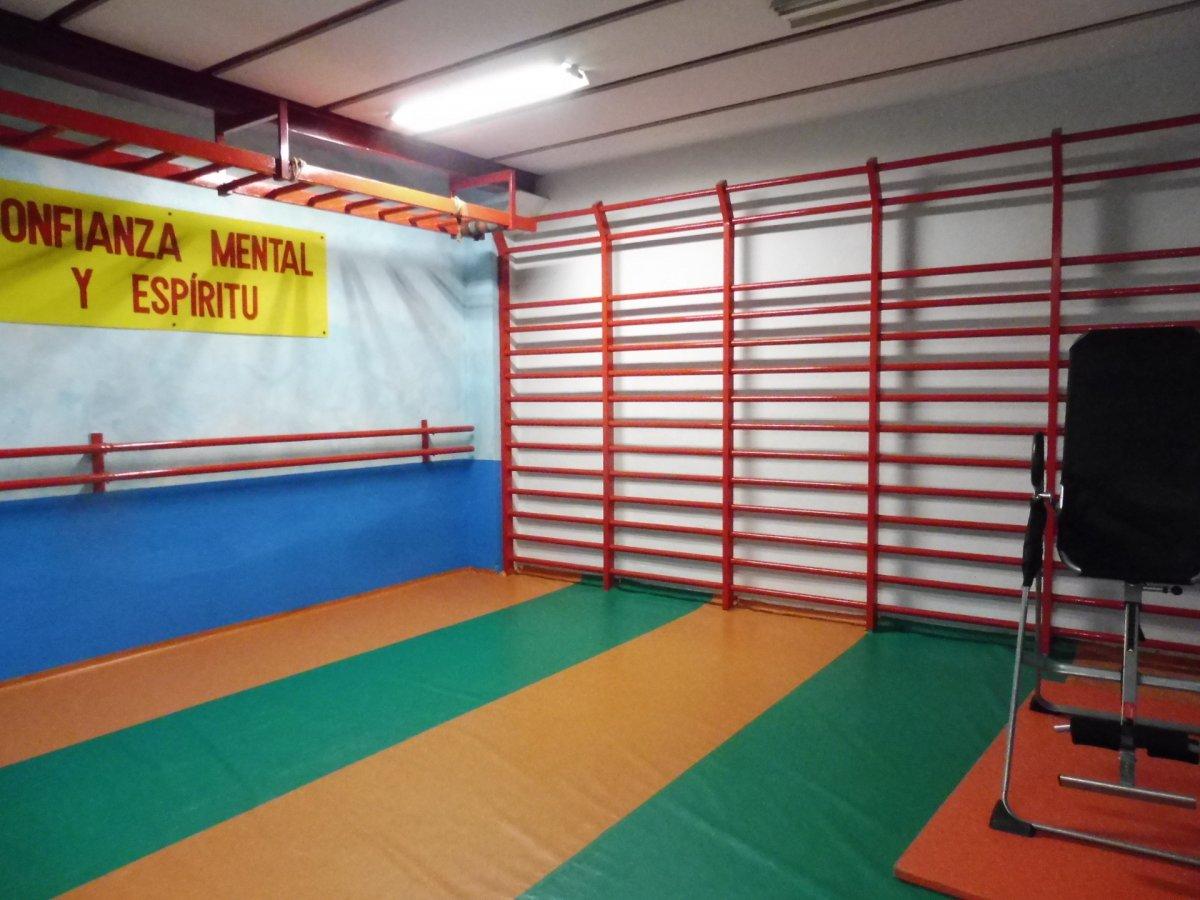 ¡¡instalado como gimnasio!! - imagenInmueble2