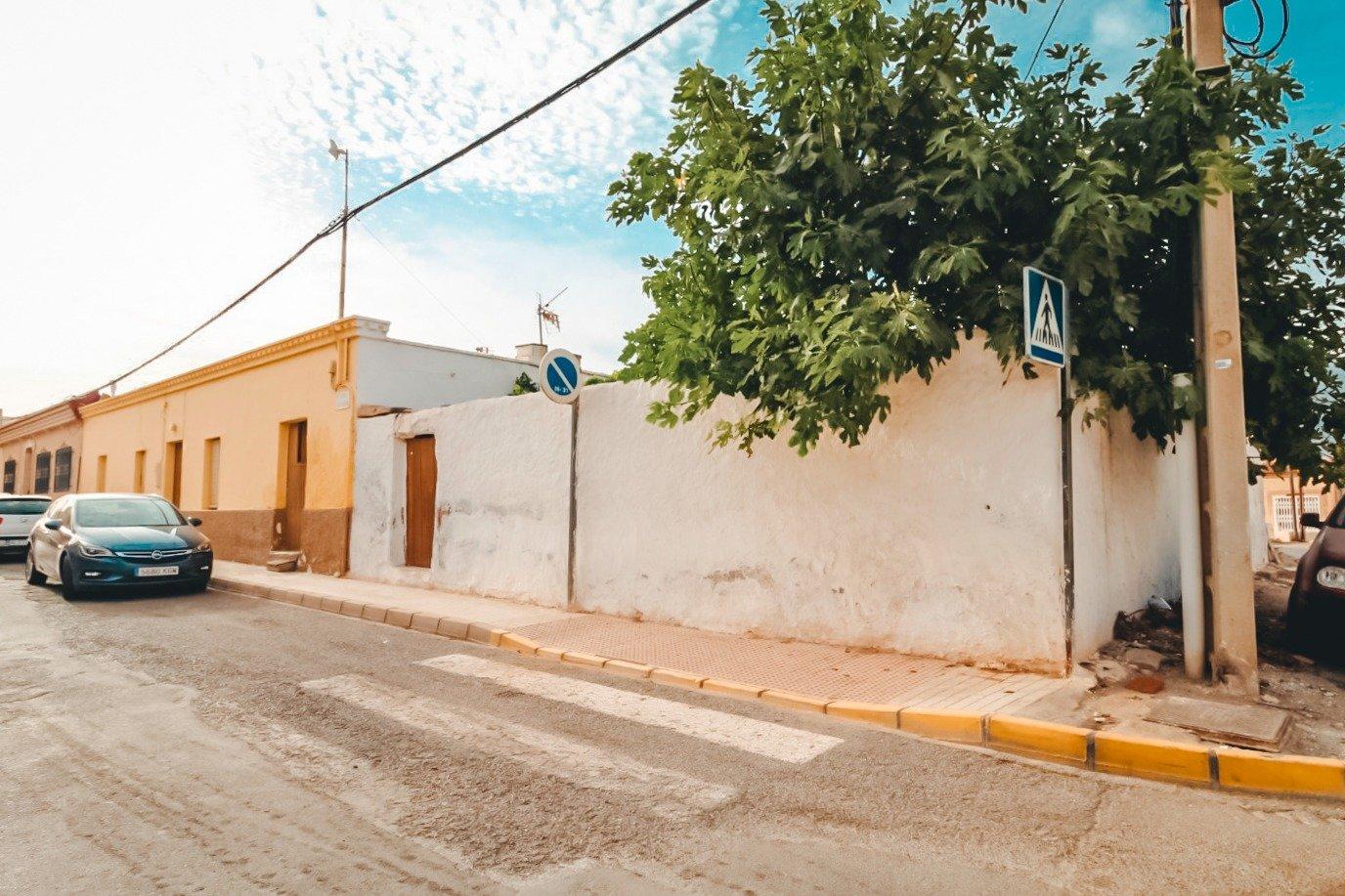 Casa Con Terreno · El Ejido · Las Norias 97.300€€