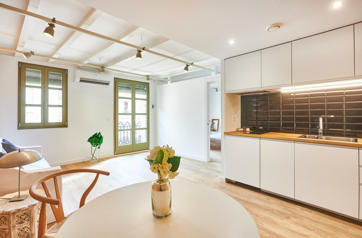apartamento en barcelona · el-gotic 292000€